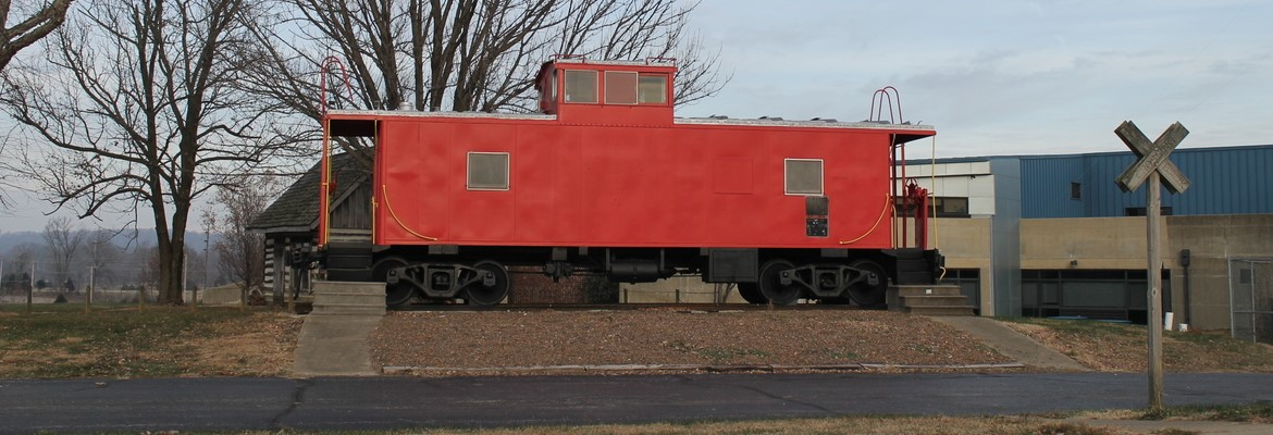NHES Caboose